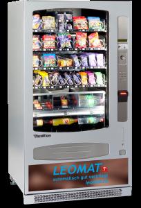 Verpflegungsautomat & Snackautomat Wurlitzer 1000