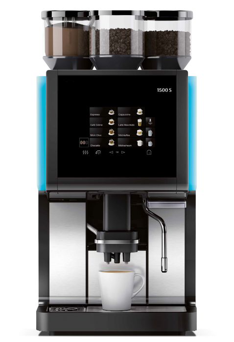 Kaffeeautomat Coffee Gourmet_1500_touch