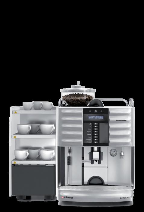 Kaffeeautomat Schaerer Coffee Art
