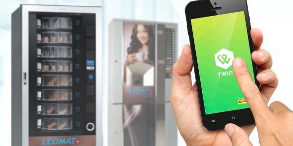 Twint für Leomat Getränkeautomaten als Zahlungsmethode
