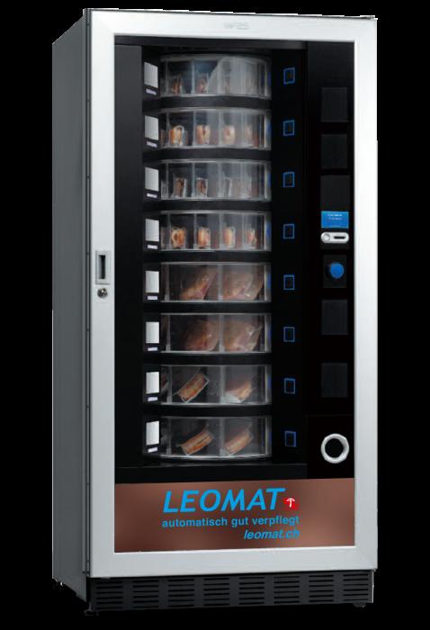Verpflegungsautomat & Snackautomat Easy 6000