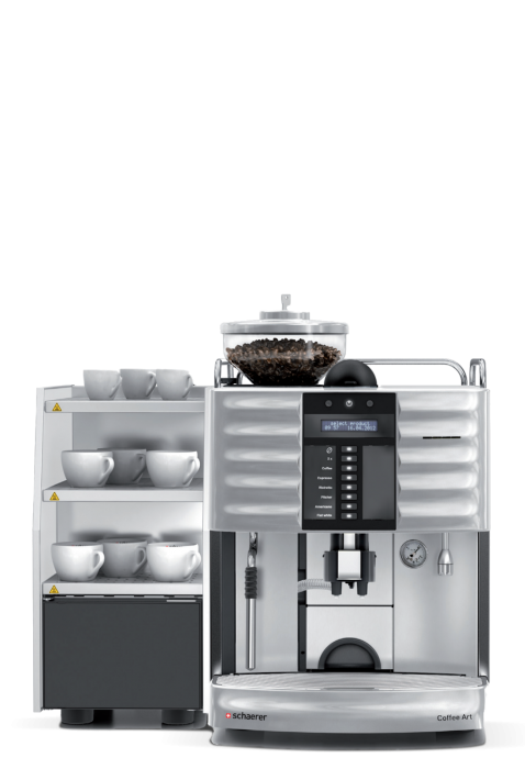 Kaffeeautomat Schaerer Coffee Art